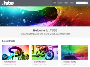 .TUBE 1