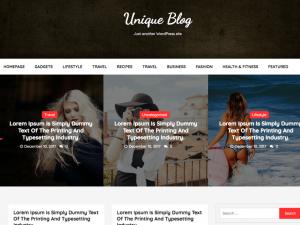 Unique Blog 1