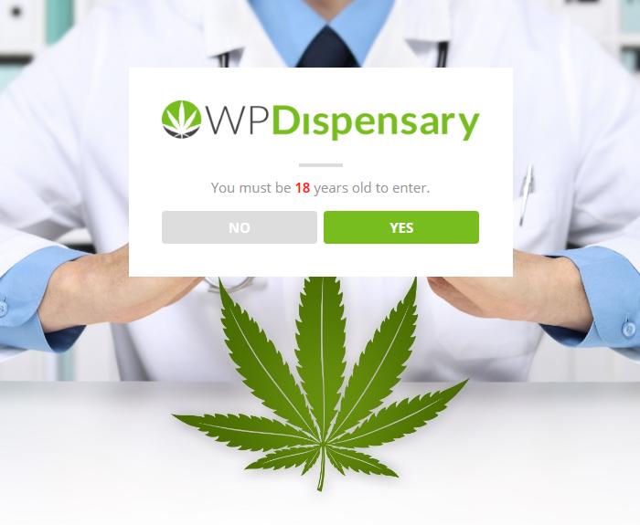 Dispensary Age Verification WordPress Plugin