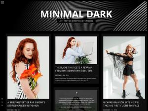 Minimal Dark 1