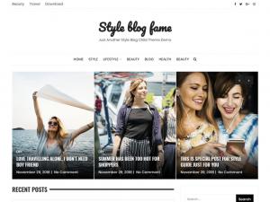 Style Blog Fame 1